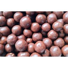 Balon de cereal con chocolate con leche