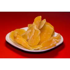 Mango en rodajas